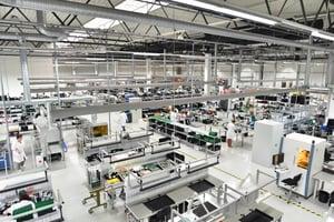 Manufacturer Expanding Facilities