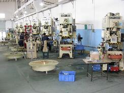 Stamping industry