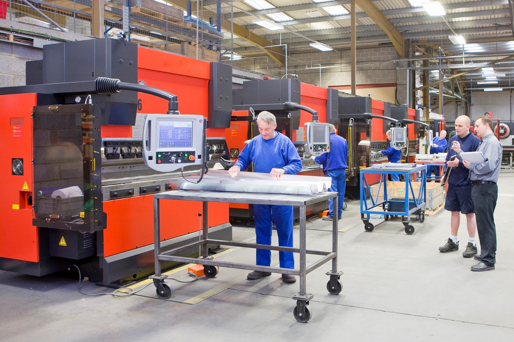 Sheetmetal Fabrication R Amp D Tax Credit